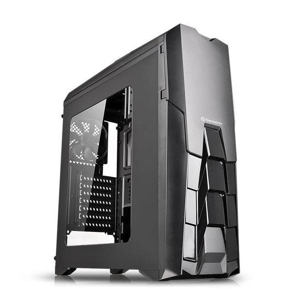 Image for Thermaltake Versa N25 Windowed Mid-Tower ATX Case with 600W PSU AusPCMarket