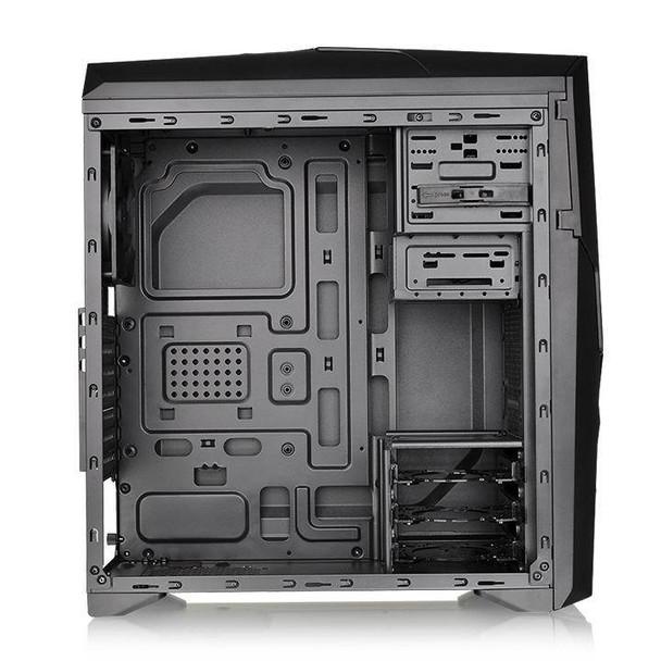 Thermaltake Versa N25 Windowed Mid-Tower ATX Case with 600W PSU Product Image 5