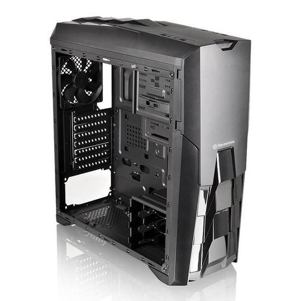 Thermaltake Versa N25 Windowed Mid-Tower ATX Case with 600W PSU Product Image 8