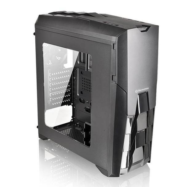 Thermaltake Versa N25 Windowed Mid-Tower ATX Case with 600W PSU Product Image 9