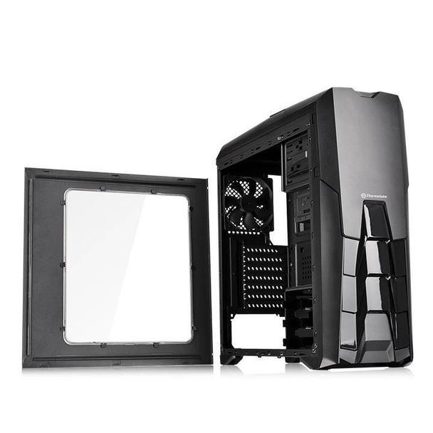 Thermaltake Versa N25 Windowed Mid-Tower ATX Case with 600W PSU Product Image 12
