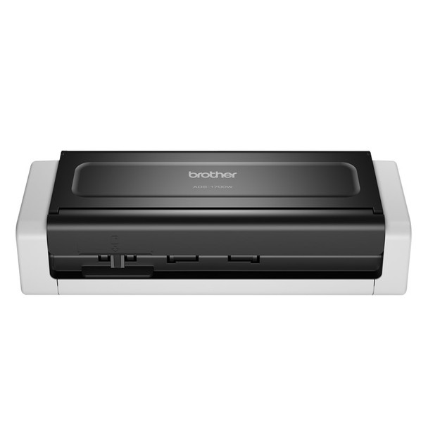 Brother ADS-1700W WiFi Portable Document Scanner Product Image 3
