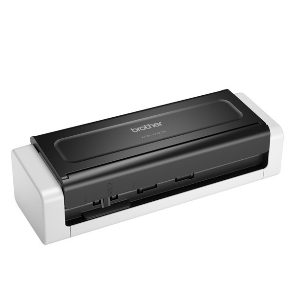 Brother ADS-1700W WiFi Portable Document Scanner Product Image 4