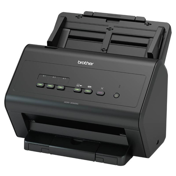 Image for Brother ADS-3000N Desktop Scanner AusPCMarket