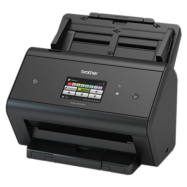 Image for Brother ADS-3600W Desktop Scanner AusPCMarket