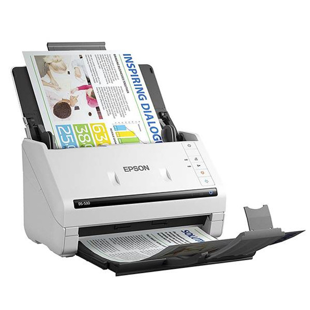 Image for Epson WorkForce DS-530 Flatbed A4 Colour Document Scanner AusPCMarket