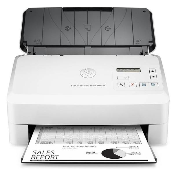 Image for HP ScanJet Enterprise Flow 5000 s4 Sheet Feed Document Scanner AusPCMarket