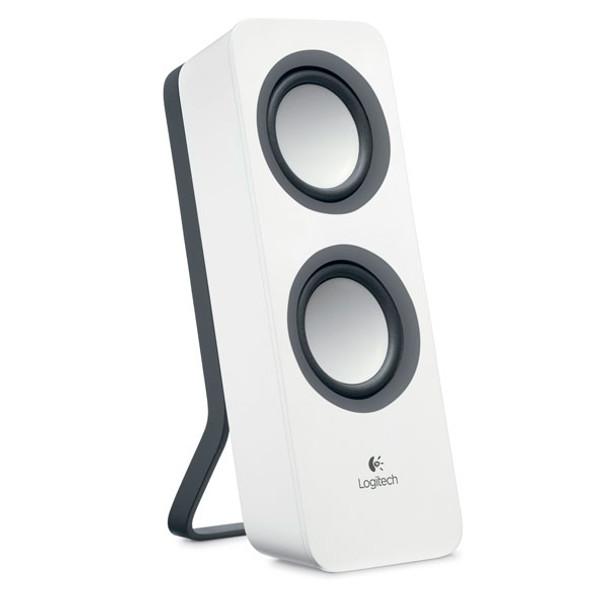 Logitech Z200 Multimedia Speakers - Snow White Product Image 3