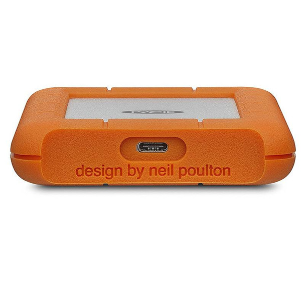 LaCie 1TB Rugged USB 3.1 Gen 1 Type-C External Portable Hard Drive Product Image 6