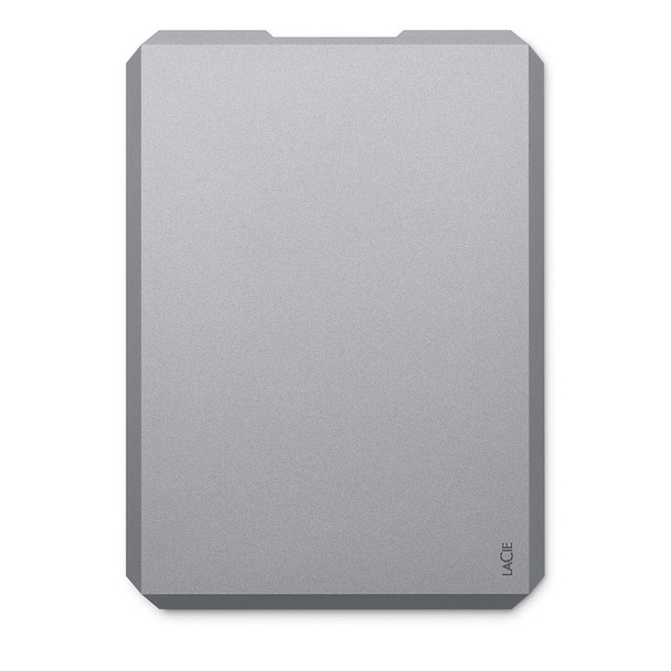 LaCie 2TB Mobile Drive USB 3.1 Type-C Portable Hard Drive - Space Grey Product Image 2