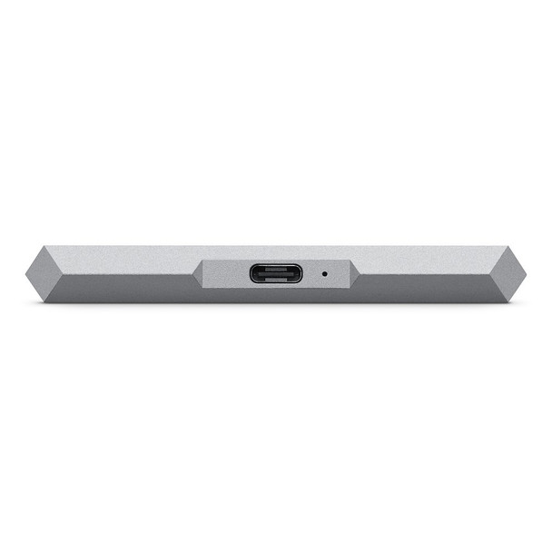 LaCie 2TB Mobile Drive USB 3.1 Type-C Portable Hard Drive - Space Grey Product Image 4