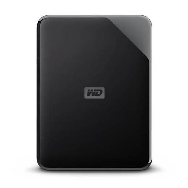 Western Digital WD Elements SE 1TB USB 3.0 Portable External Hard Drive WDBEPK0010BBK-WESN Product Image 2