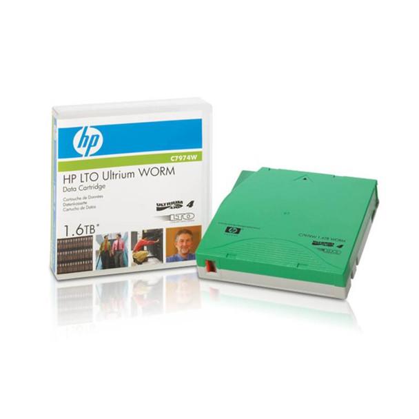 Image for HP LTO4 Ultrium 800GB/1.6TB WORM Data Cartridge AusPCMarket