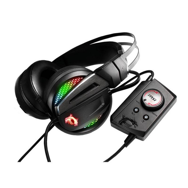 Image for MSI Immerse GH70 Gaming Headset AusPCMarket