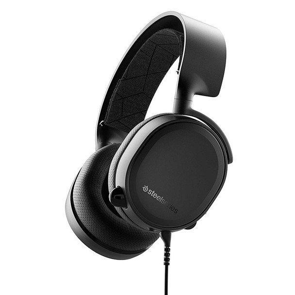 Image for SteelSeries Arctis 3 Gaming Headset 2019 Edition - Black AusPCMarket
