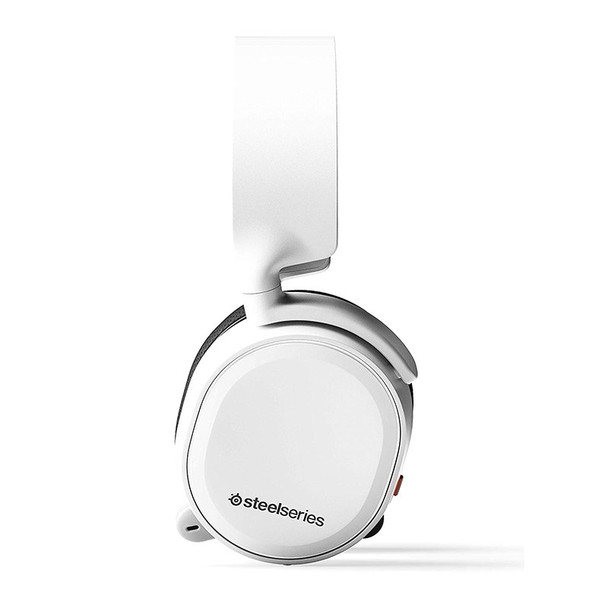 SteelSeries Arctis 3 Gaming Headset 2019 Edition - White Product Image 2