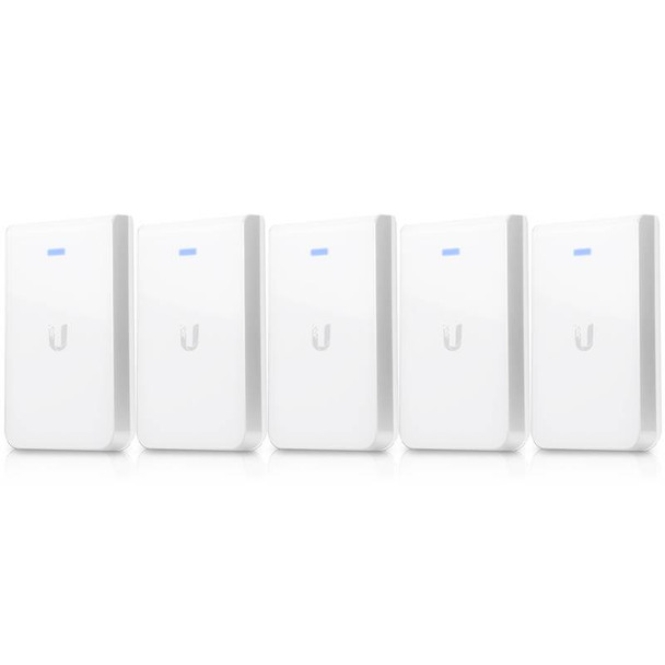 Ubiquiti Networks UAP-AC-IW-5 In-Wall 802.11ac Wireless Access Point - 5 Pack Product Image 5