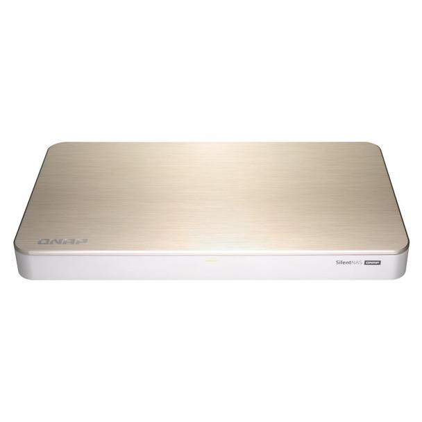 Image for QNAP HS-453DX-8G 4 Bay Diskless NAS Celeron J4105 4 Core 1.5GHz 8GB AusPCMarket