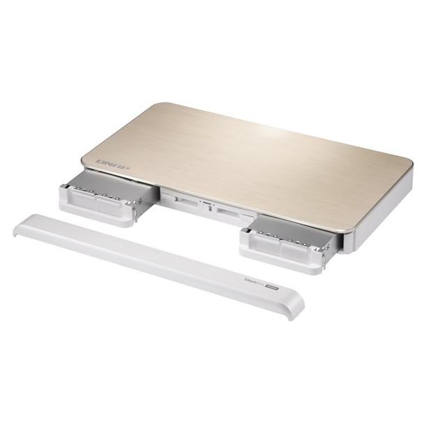 QNAP HS-453DX-8G 4 Bay Diskless NAS Celeron J4105 4 Core 1.5GHz 8GB Product Image 10