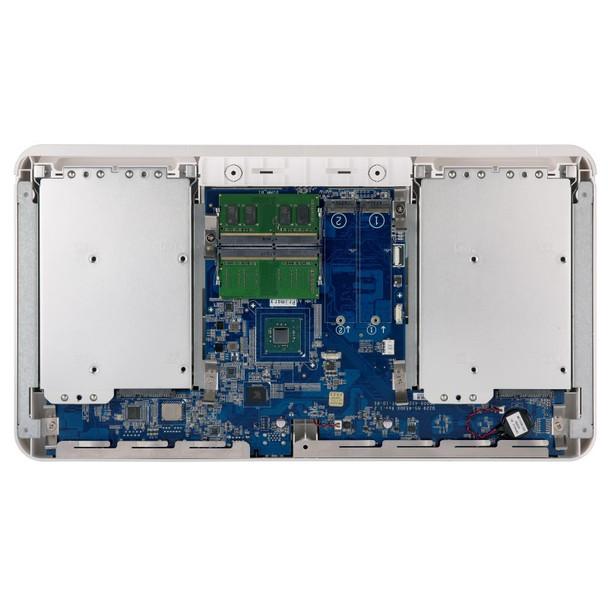 QNAP HS-453DX-8G 4 Bay Diskless NAS Celeron J4105 4 Core 1.5GHz 8GB Product Image 12