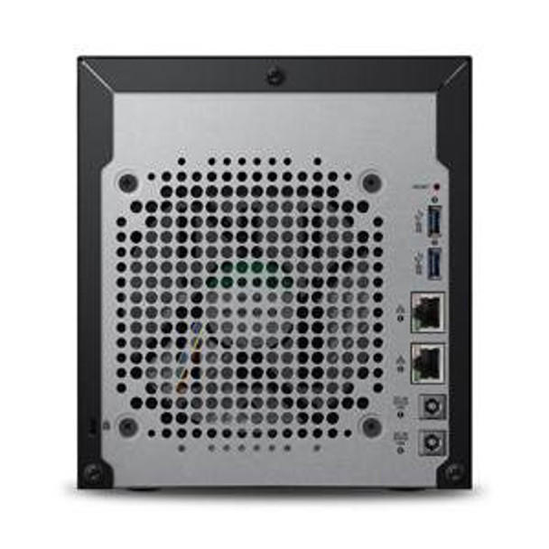 Western Digital WD My Cloud EX4100 4-Bay 4x 6TB NAS - Marvell 1.6GHz Dual-Core CPU, 2GB RAM Product Image 4