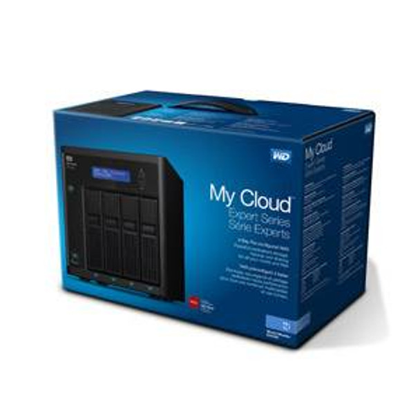 Western Digital WD My Cloud EX4100 4-Bay 4x 6TB NAS - Marvell 1.6GHz Dual-Core CPU, 2GB RAM Product Image 5