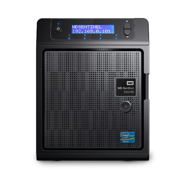 Image for Western Digital WD Sentinel DS6100 16TB Ultra-compact Storage Plus Server AusPCMarket
