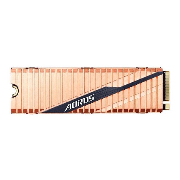 Gigabyte AORUS 500GB M.2 Gen4 NVMe SSD GP-ASM2NE6500GTTD Product Image 2