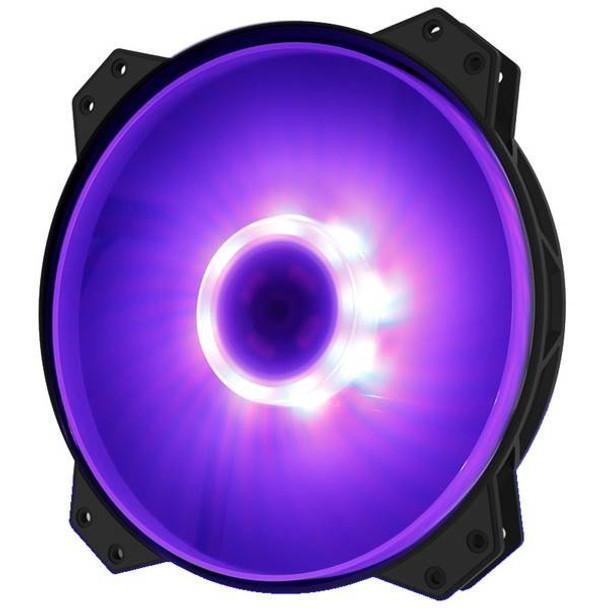 Image for Cooler Master MasterFan 200 RGB Fan AusPCMarket