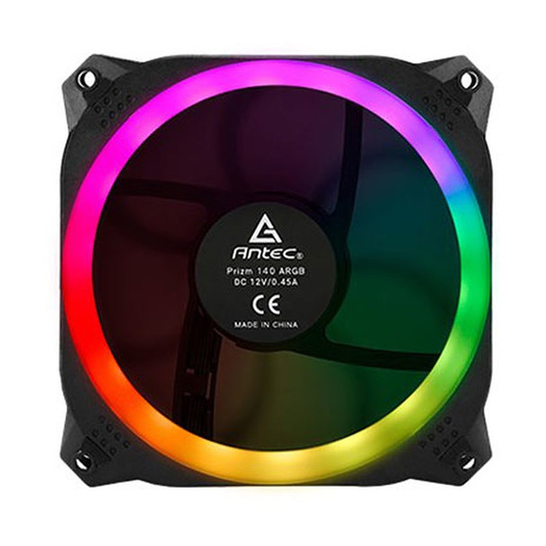 Antec Prizm 120 ARGB 5+C PWM Case Fan - 5 Pack with Controller Product Image 3