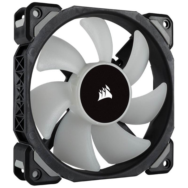 Corsair ML120 PRO RGB LED 120mm Magnetic Levitation Fan - 3 Pack with Controller Product Image 3
