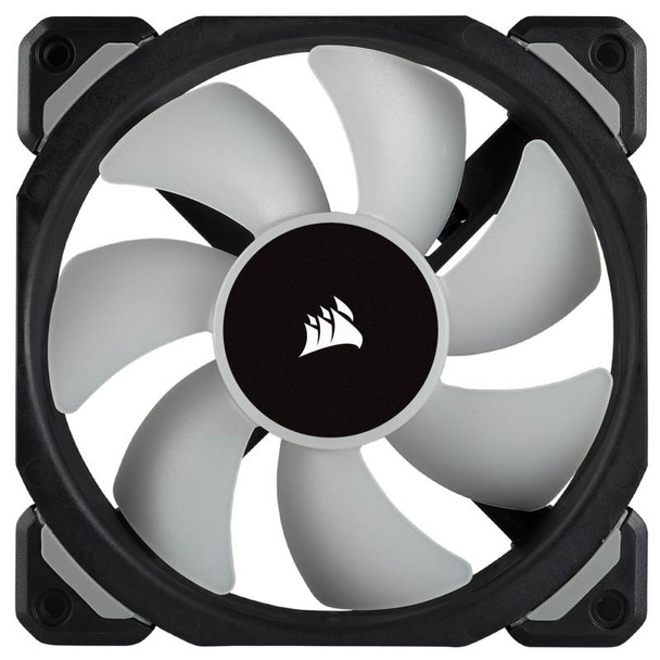 Corsair ML120 PRO RGB LED 120mm Magnetic Levitation Fan - 3 Pack with Controller Product Image 4