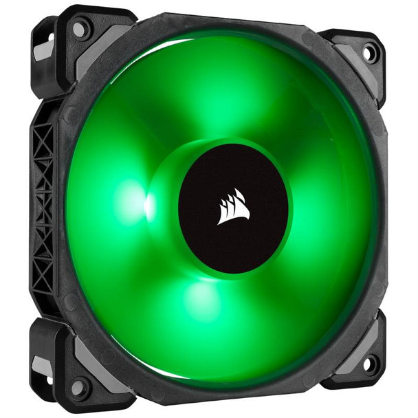 Corsair ML120 PRO RGB LED 120mm Magnetic Levitation Fan - 3 Pack with Controller Product Image 14
