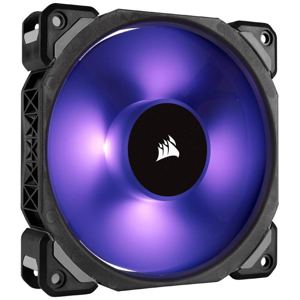 Corsair ML120 PRO RGB LED 120mm Magnetic Levitation Fan - 3 Pack with Controller Product Image 16