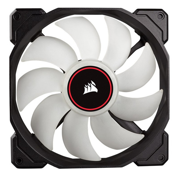 Corsair Air Series AF140 LED (2018) Low Noise 140mm Fan - Red Product Image 5