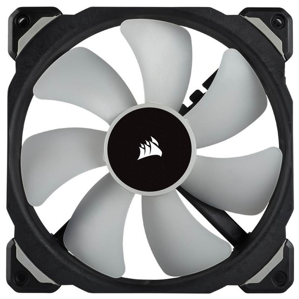 Corsair ML140 PRO RGB LED 140mm Magnetic Levitation Fan - 2 Pack with Controller Product Image 4