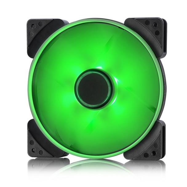 Image for Fractal Design Prisma Series SL-14 140mm LED Case Fan - Green AusPCMarket