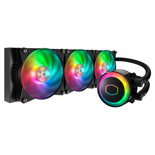 Image for Cooler Master MasterLiquid ML360R ARGB AIO Liquid CPU Cooler AusPCMarket