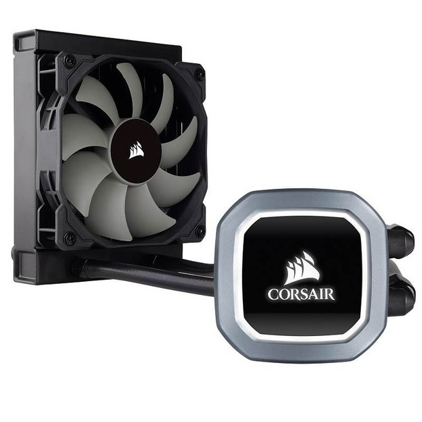 Image for Corsair Hydro Series H60 v2 (2018) 120mm High Performance Liquid CPU Cooler AusPCMarket