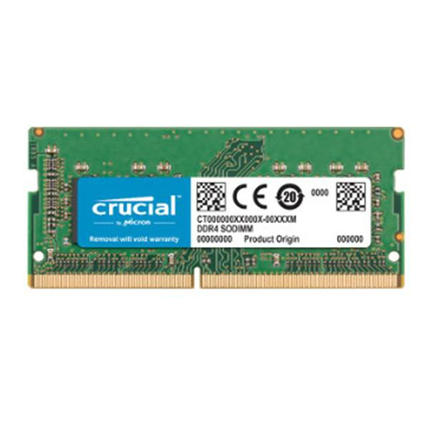 Image for Crucial 16GB (1x 16GB) DDR4 2400MHz SODIMM Memory for Mac AusPCMarket