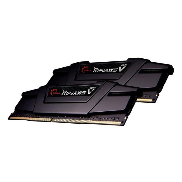 Image for G.Skill Ripjaws V 16GB (2x 8GB) DDR4 3600MHz CL16 Memory - Black AusPCMarket
