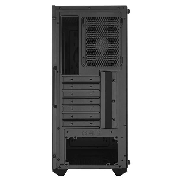 Cooler Master MasterBox K501L Windowed Mid-Tower ATX Case - Black Product Image 3
