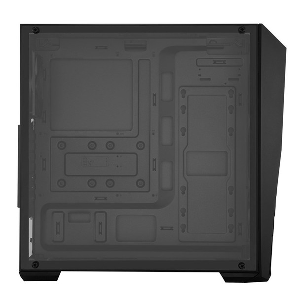 Cooler Master MasterBox K501L Windowed Mid-Tower ATX Case - Black Product Image 6