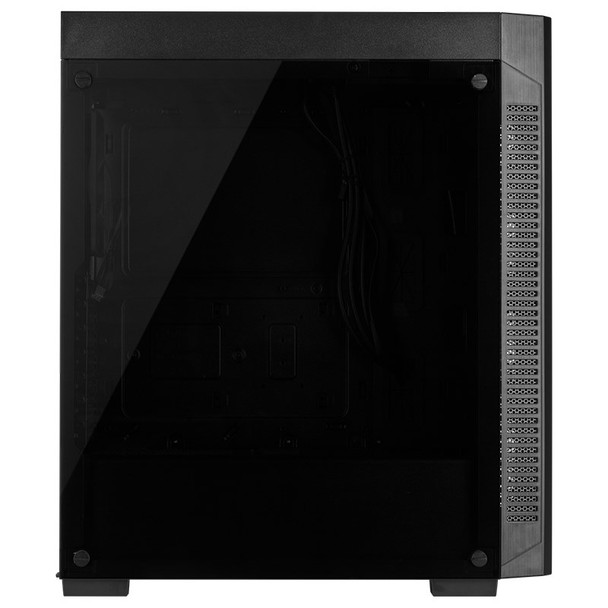 Corsair 110R Tempered Glass Mid-Tower ATX Case - Black Product Image 4