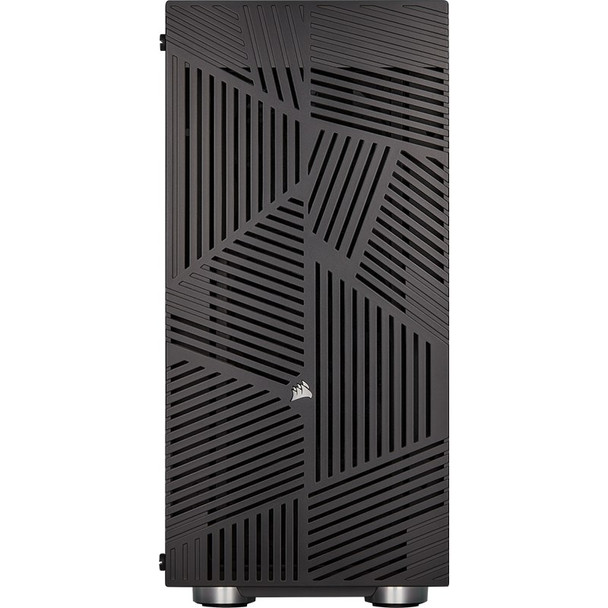 Corsair 275R Airflow Tempered Glass Mid-Tower ATX Case - Black Product Image 5
