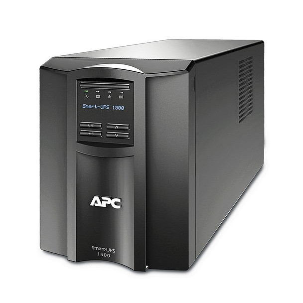 Image for APC SMT1500IC Smart-UPS 1500VA LCD 230V with SmartConnect AusPCMarket