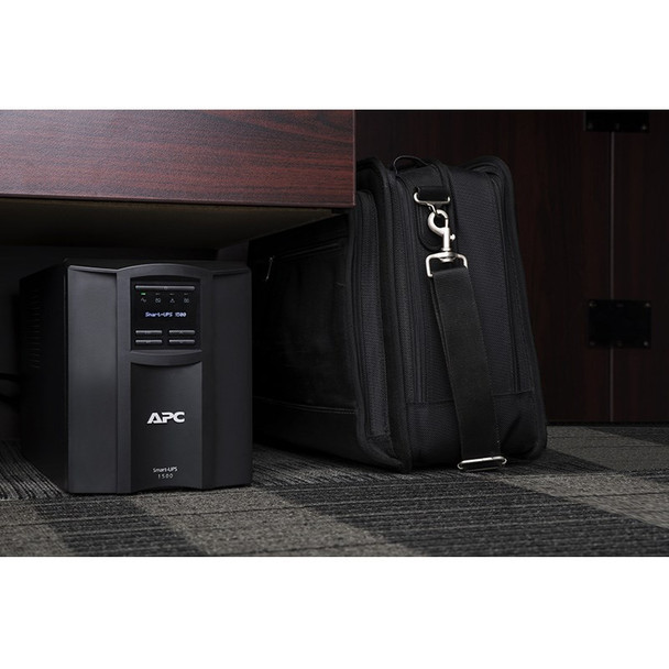 APC SMT1500IC Smart-UPS 1500VA LCD 230V with SmartConnect Product Image 4