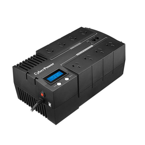 Image for CyberPower BR700ELCD BRIC LCD 700VA / 420W Simulated Sine Wave UPS AusPCMarket