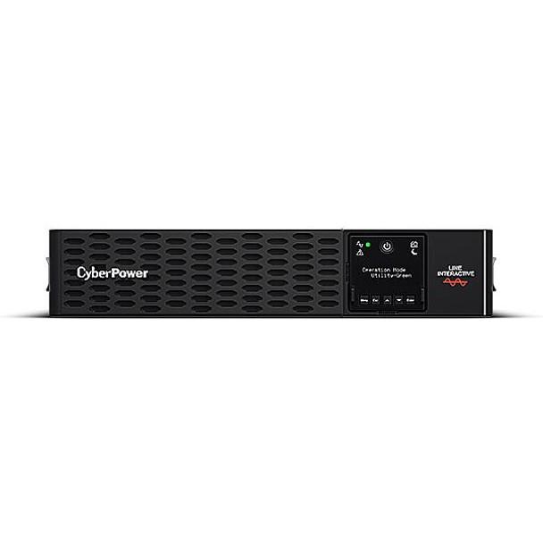 CyberPower PR1000ERTXL2U PRO Rack/Tower LCD 1000VA/1000W 10A UPS Product Image 2