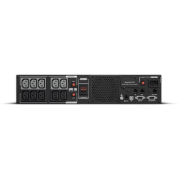 CyberPower PR1000ERTXL2U PRO Rack/Tower LCD 1000VA/1000W 10A UPS Product Image 3